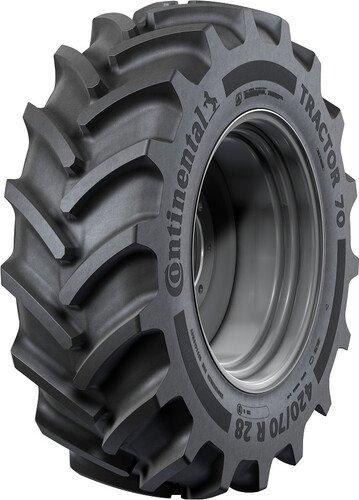 Opona 520/70R38 Tractor 70 150D/153A8 TL CONTINENTAL